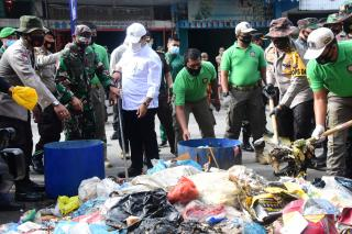 DLHK Apatis,Forkompinda Riau Turun Tangani Masalah Sampah