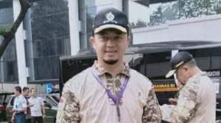 Anggota DPRD Awasi Langsung Pengerjaan Jalan Pekanbaru-Bangkinang