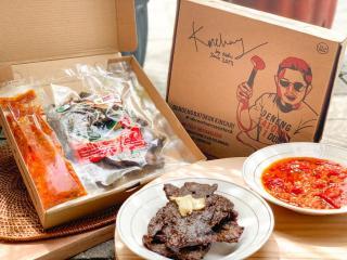 Dendeng Batokok Kinchay, Nikmat Serasa Steak