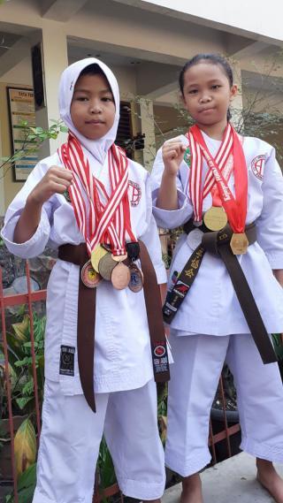 Shindoka Riau Kirim Dua Atlet ke APSKF di Kazakhstan