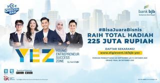 Ayo Ikut Kompetisi Bisnis BJB, Raih Hadiah Ratusan Juta
