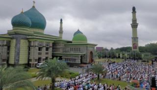 Pemko Larang Salat Id Berjamaah di Lapangan dan Masjid