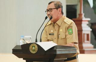 Riau Segera Susun Perda Penanganan Covid -19