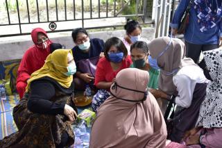 Kasmarni Kampanye Dialogis Tujuh Titik di Bathin Solapan