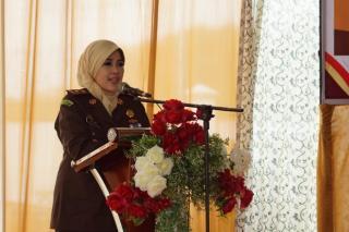Kajati Riau Tunjuk Silpia Rosalina Jadi Plt Kajari Rohul