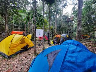 33 Komunitas Pencinta Alam Ikuti Riau Camp
