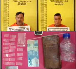 Jual Sabu di Rumah Makan, Pak Kumis Ditangkap Polisi Nyamar