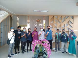 Ingin UMKM Naik Kelas, Sejumlah UMKM dan PWI Riau Sepakat Bersinergi