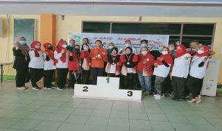 Kontingen Pekanbaru Pertahankan Gelar Juara Umum Porda SOIna VI Riau
