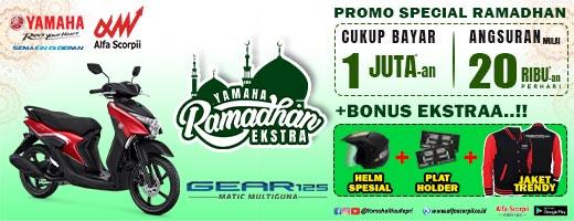 Gear Ramadan